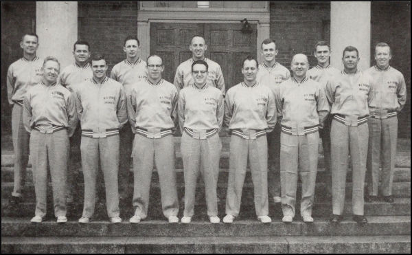 Physical Education Faculty - 1960
