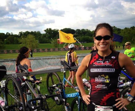 Renee Harrington - Triathlete