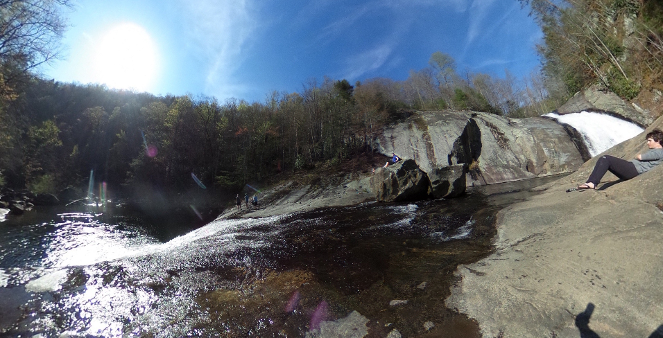 360 Backpacking Photo