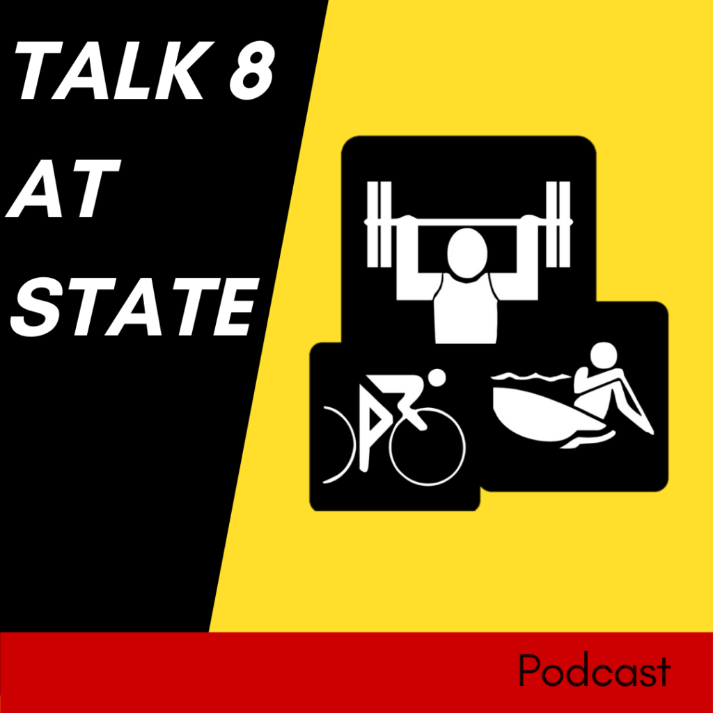 Talk 8 at State Podcast